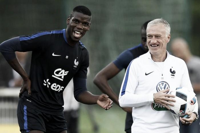 """Deschamps si sbilancia su Pogba: """"Deve pensare più per la squadra"""""""