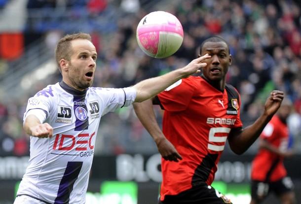 Flop pour Rennes, Toulouse au top