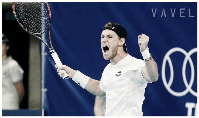 ATP 250 Antwerp: Schwartzman a la final