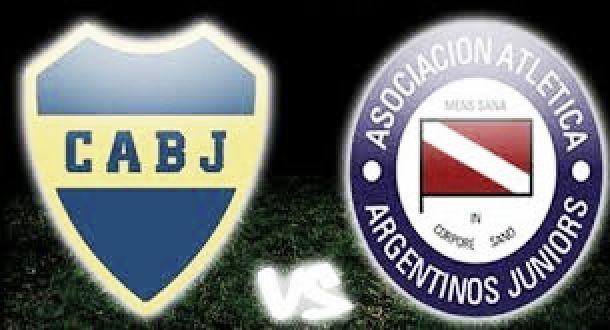Boca Juniors - Argentinos Juniors: Sin lugar al empate