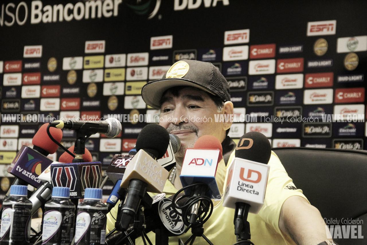 """Diego Maradona: """"Esto era casi imposible y lo logramos"""""""