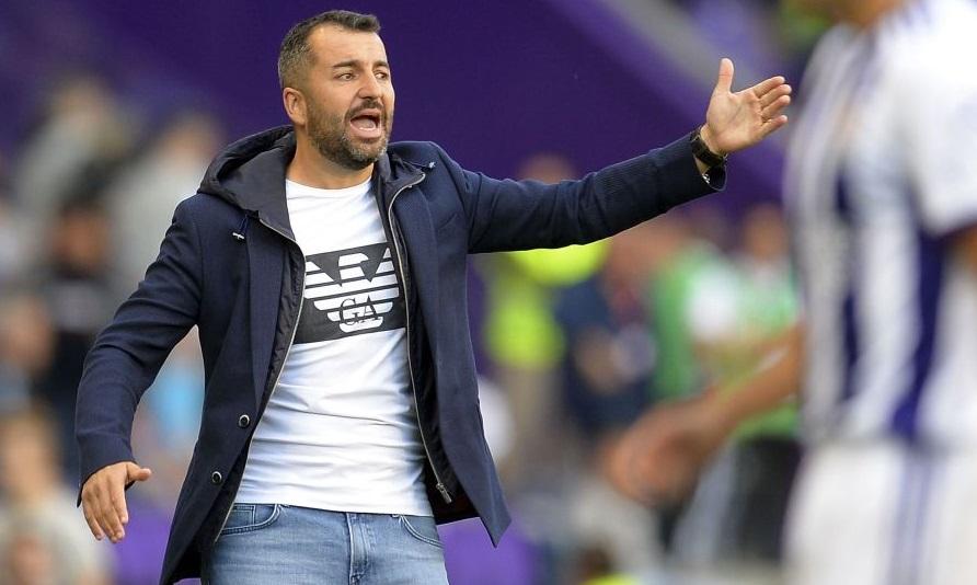 """Diego Martínez:""""Estoy orgulloso del equipo"""""""
