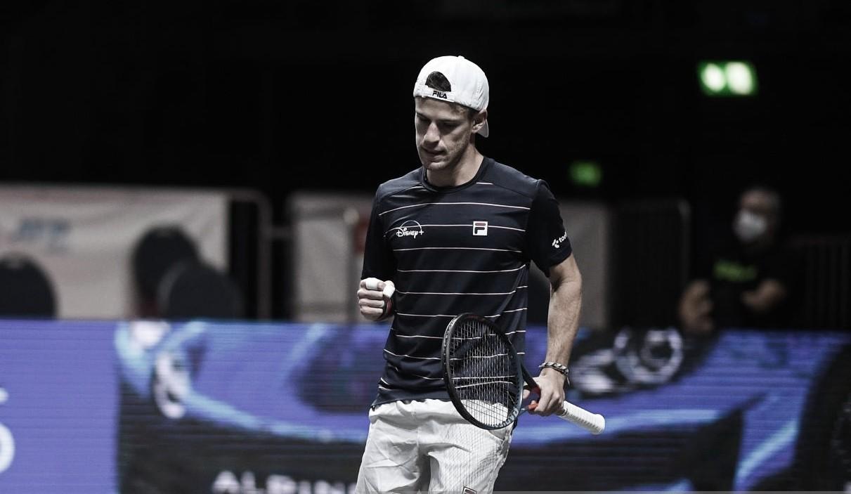 Sem dificuldades, Schwartzman vence Otte no ATP de Colônia 2