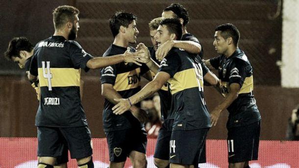 Lanús 1 – Boca Juniors 3: Puntuación Xeneize