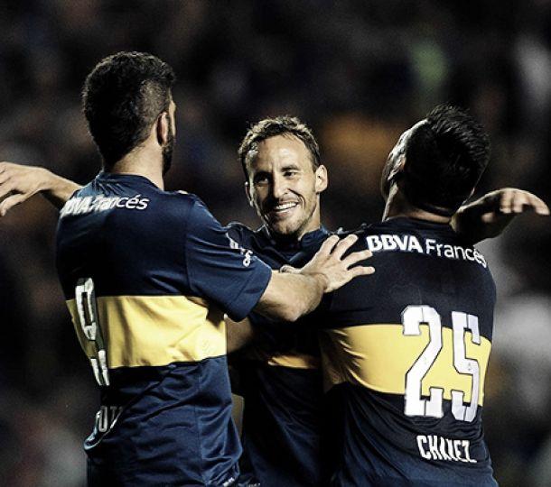Boca Juniors - Rosario Central: puntuaciones del 'Xeneize'