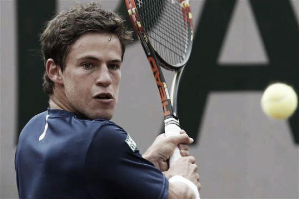 Schwartzman será el rival de Federer al ganar a Janowicz