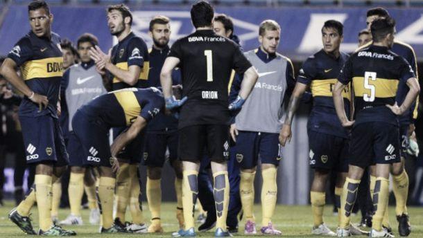 Boca Juniors 0 – Aldosivi 3: Puntuaciones Xeneizes