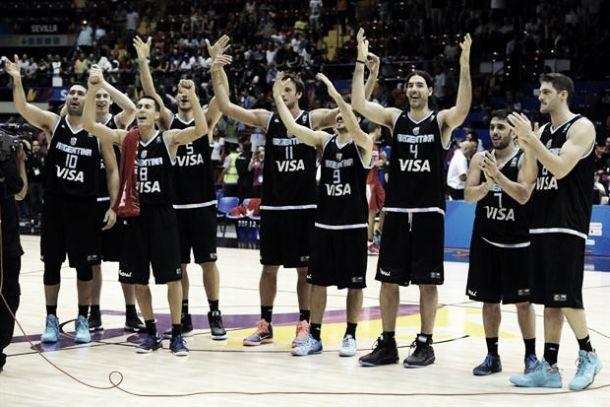 Argentina y su participación en España 2014