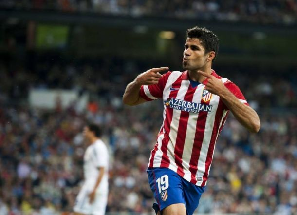 Diego Costa atormenta al Bernabéu