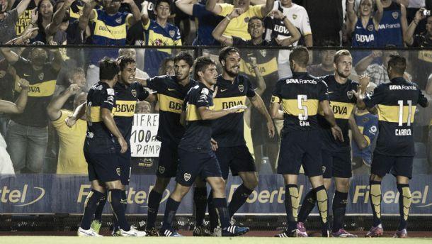 Boca Juniors 5 – 0 Zamora: puntuación del 'Xeneize'