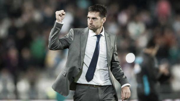 """Diego Alonso: """"El equipo mereció la victoria"""""""