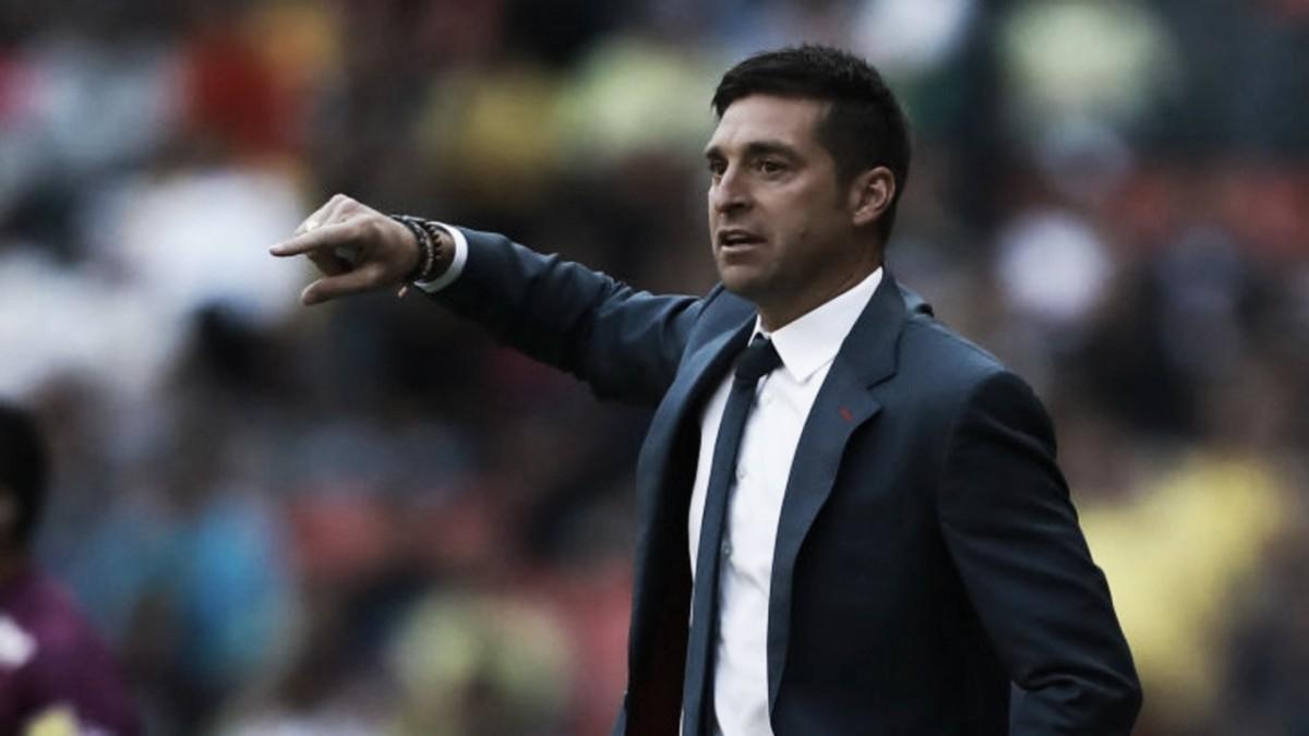 """Diego Alonso: """"Los jugadores han dado lo que tenían y más"""""""