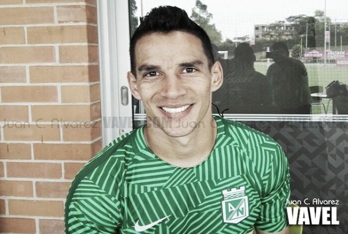 Atlético Nacional venció sobre la hora al Junior de Barranquilla