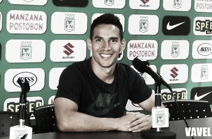 """Diego Arias: """"Con el paso de los entrenamientos me voy sintiendo mejor"""""""