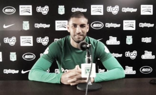 """Diego Braghieri: """"Tenemos que tomar este partido con seriedad"""""""