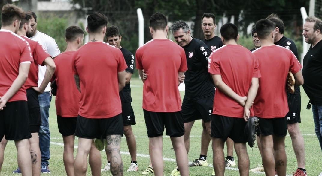 Diego Cagna: ''El objetivo es el ascenso''