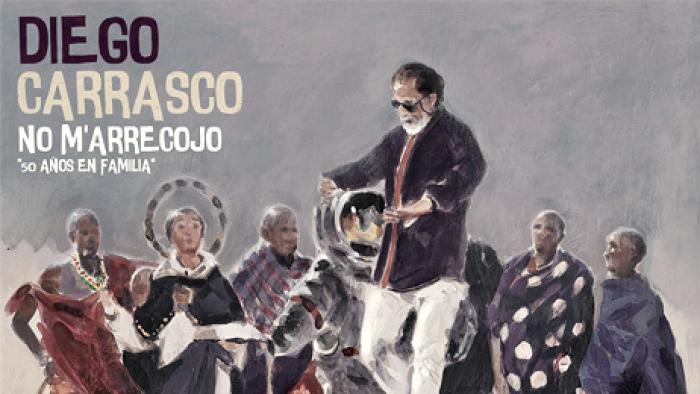 Diego Carrasco presenta No M´Arrecojo (50 Años En Familia)