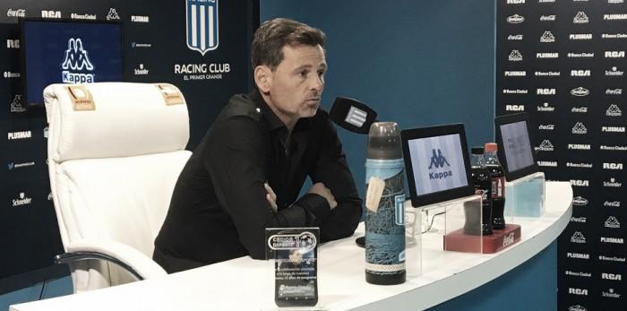 """Diego Cocca: """"Creo que hubo más compromiso"""""""