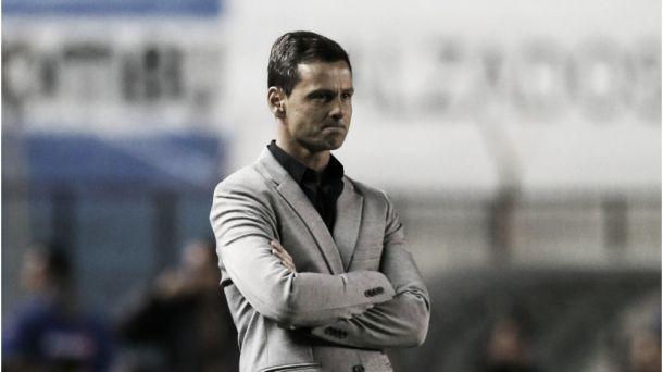 Diego Cocca: ''Contento porque pasamos''