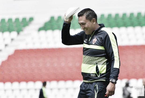 Diego Corredor seguirá siendo el director técnico de Patriotas