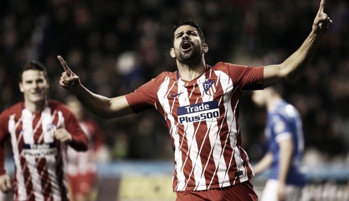 Diego Costa y Vitolo: el inicio soñado