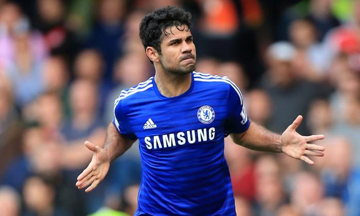 Chelsea, Conte blinda Diego Costa e Courtois