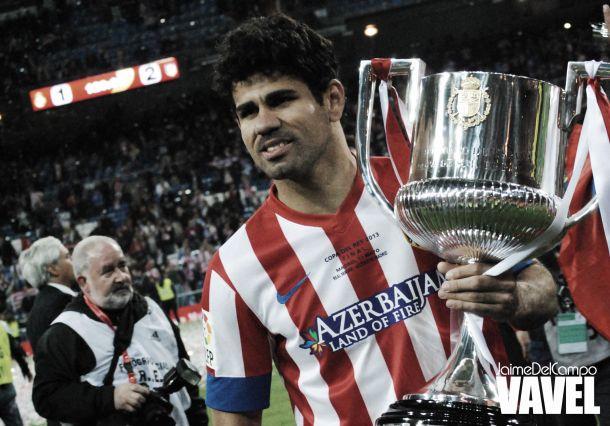 Chelsea confirma acerto com o atacante Diego Costa