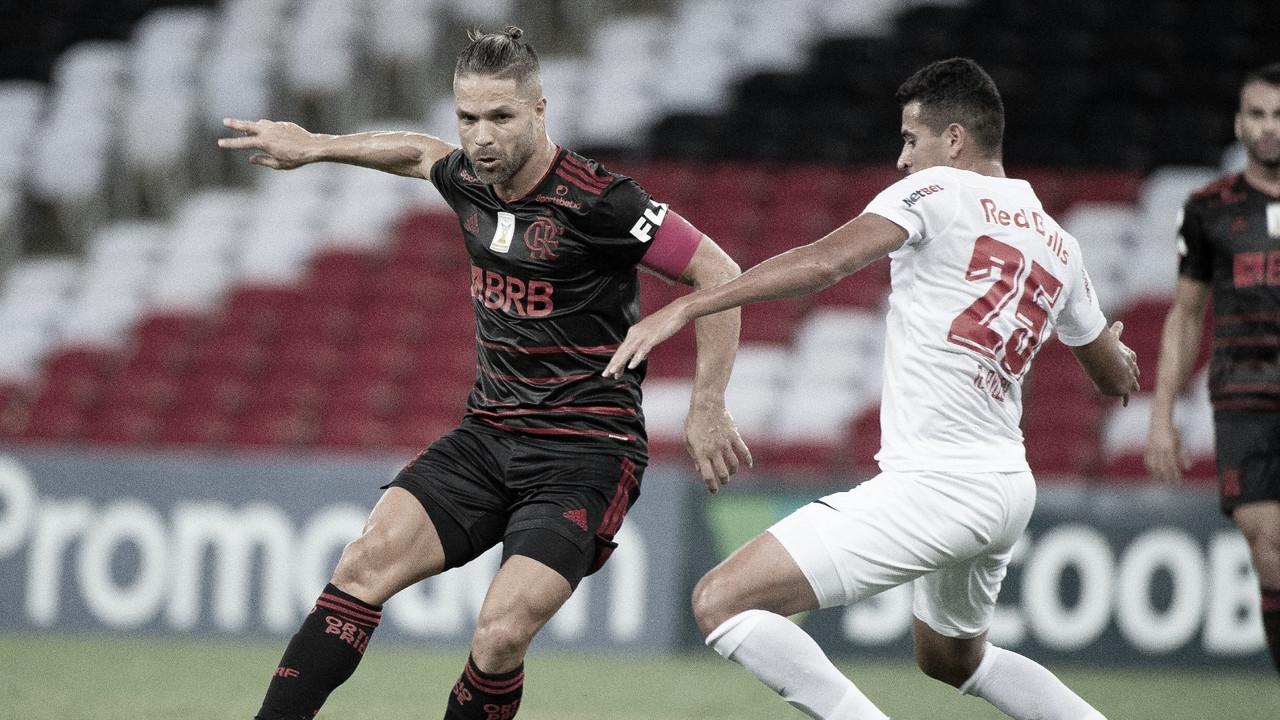 Embalados, RB Bragantino e Flamengo travam embate pensando alto