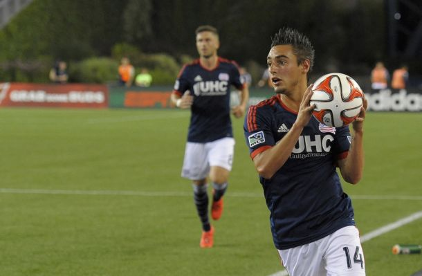 New England Revolution Must Capitalize on Double Match Week