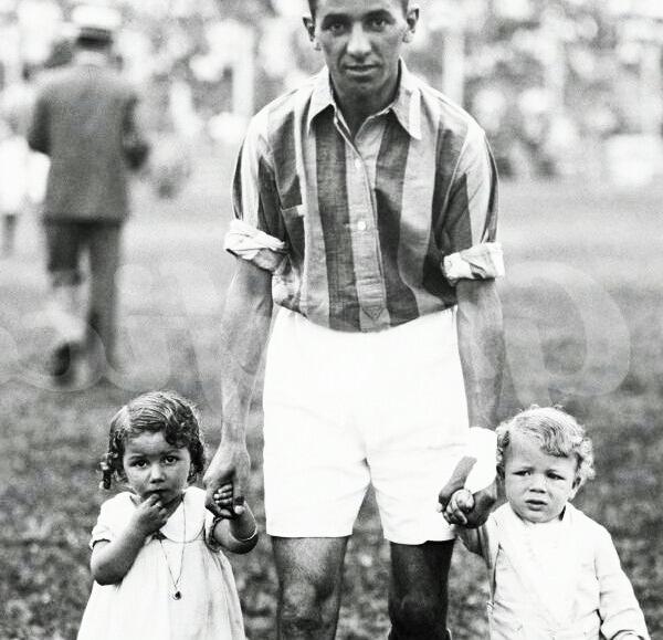 Diego García: a 112 años del nacimiento del pichichi azulgrana