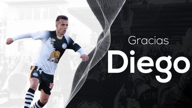 Diego González. Foto: Unionistas CF