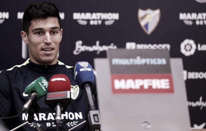 """Diego González: """"Lo mejor es cada partido ir a ganarlo"""""""