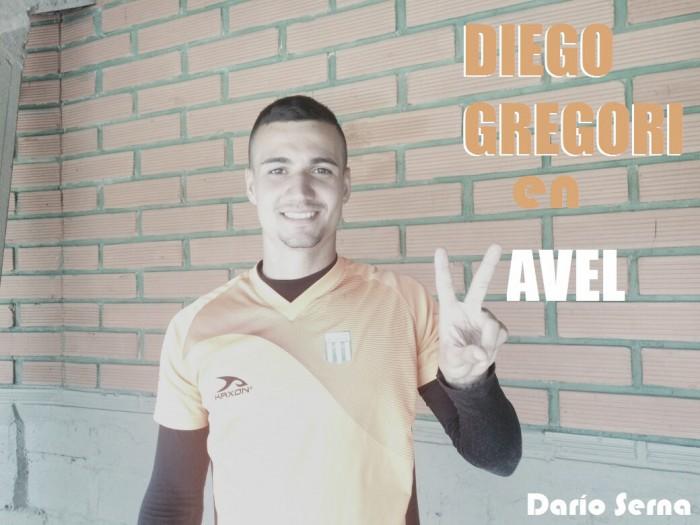 """Diego Gregori: """"Fue la primera vez que marqué de tiro libre"""""""