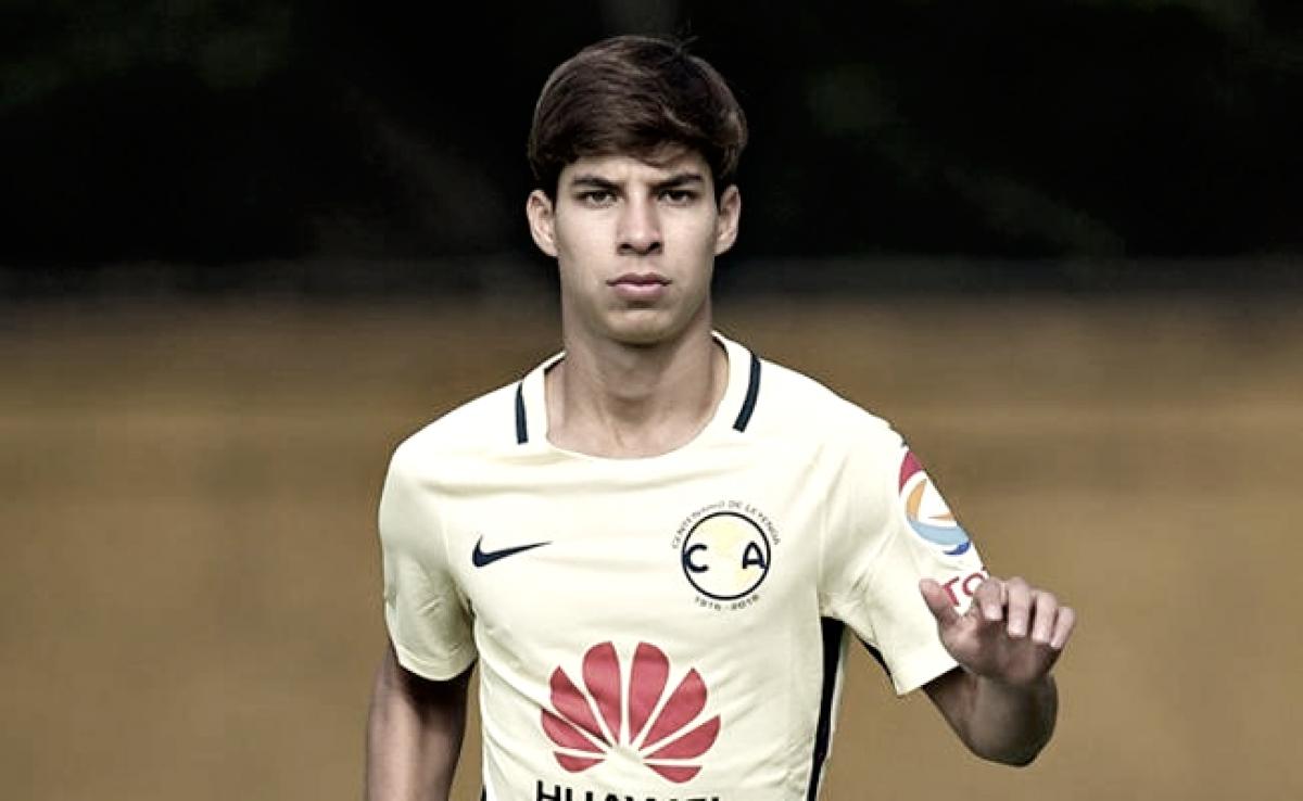 Más minutos para Diego Lainez