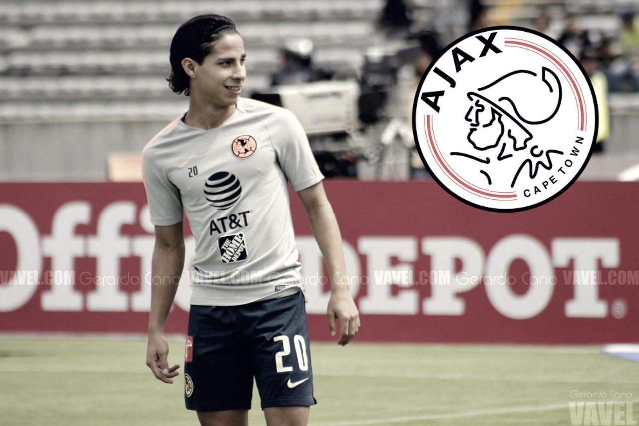 Reporte: 11 millones de euros, la oferta del Ajax por Diego Lainez