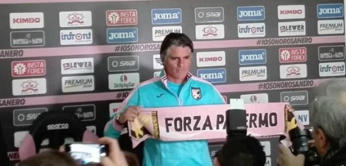"""Palermo, Lopez: """"Bella l'energia di Baccaglini, ma noi pensiamo alla Roma"""""""