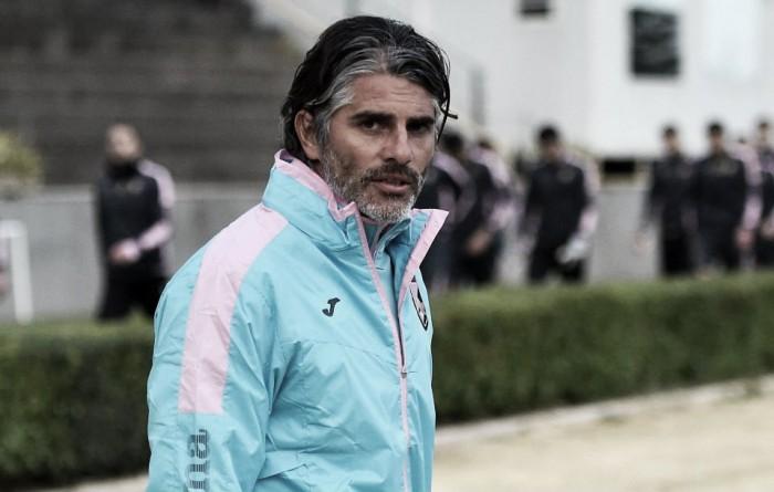 """Palermo, Diego Lopez in conferenza: """"Non è la nostra ultima occasione"""""""