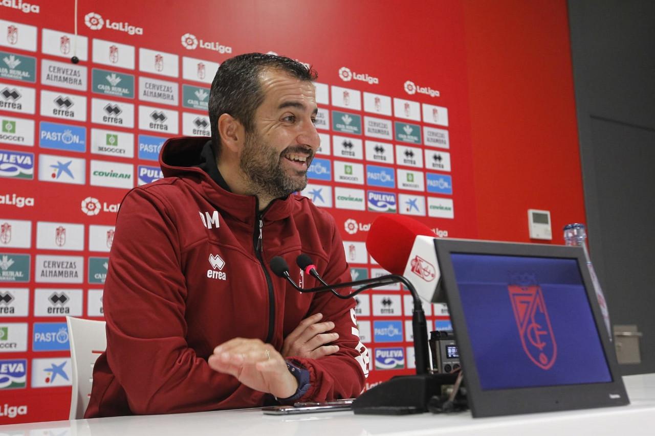 """Diego Martínez: """"Nuestra principal baza es la afición"""""""
