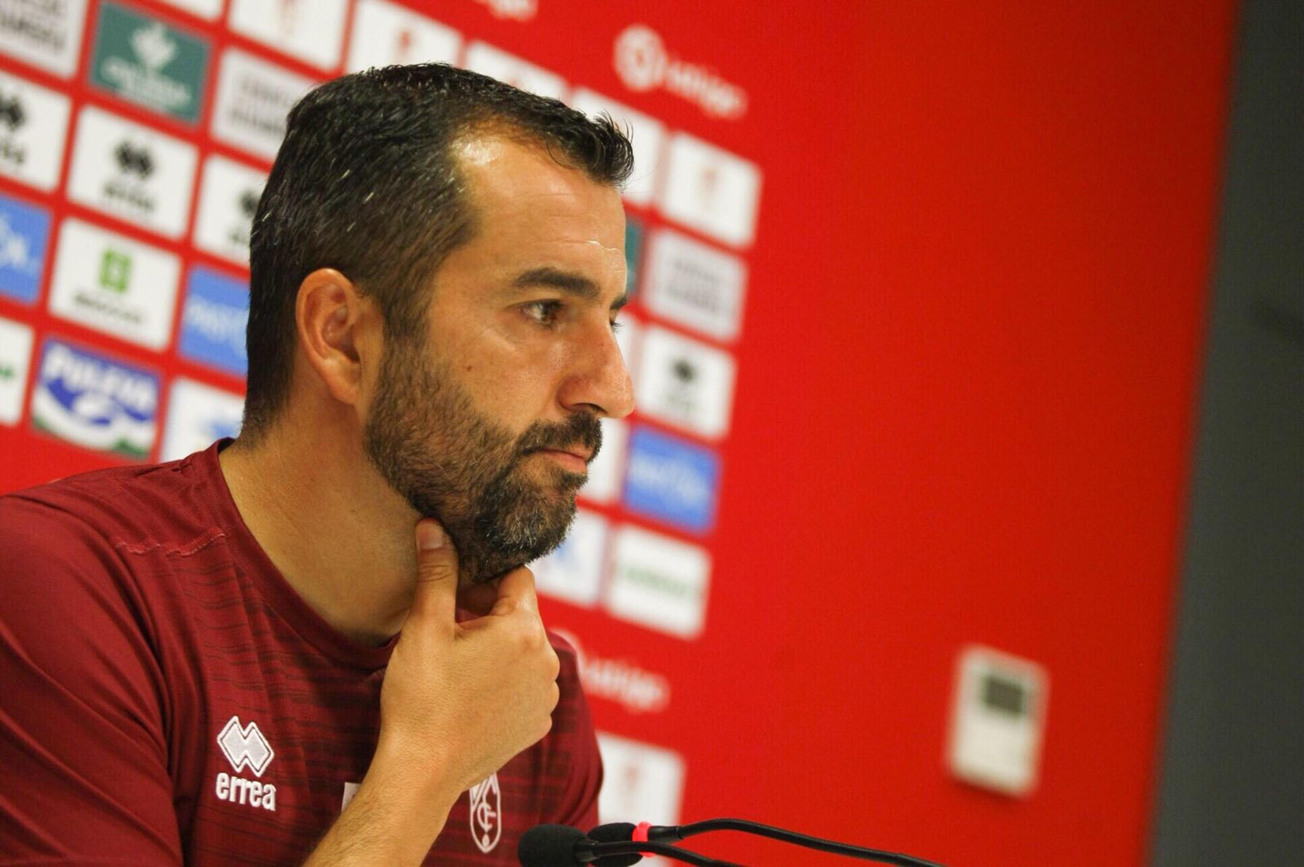 """Diego Martínez: """"Tenemos que hacer un partido inteligente"""""""