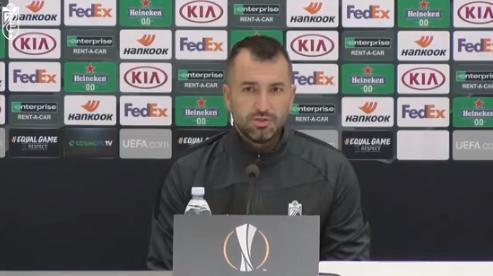 """Diego Martínez: """"Es un momento para poner en valor lo que este grupo de jugadores nos da"""""""