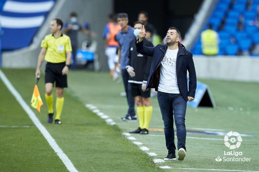 """Diego Martínez: """"Vamos a disfrutar el momento y a seguir compitiendo"""""""