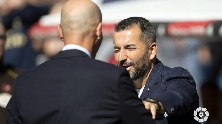 """Diego Martínez: """"Es un partido que nos ayudará a crecer"""""""