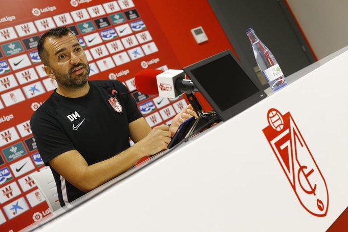 """Diego Martínez: """"Vivimos algo muy bonito, pero hay que centrarse en el Valladolid"""""""