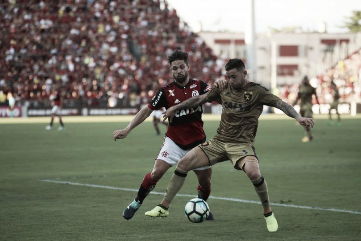 Flamengo recebe Sport buscando manter liderança do Campeonato Brasileiro