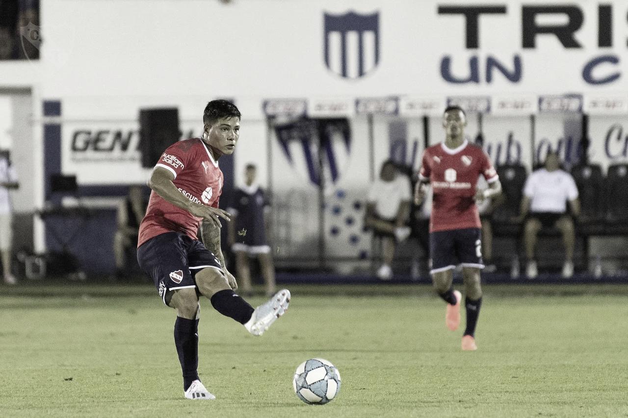 Diego Mercado, con pasado en Independiente, tiene chances de sumarse al Globo.