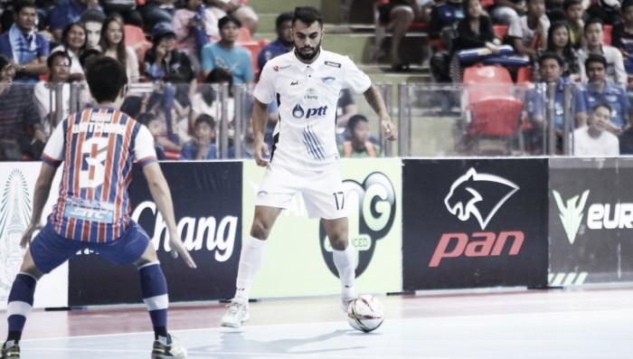Diego Nunes se incorpora a Palma Futsal