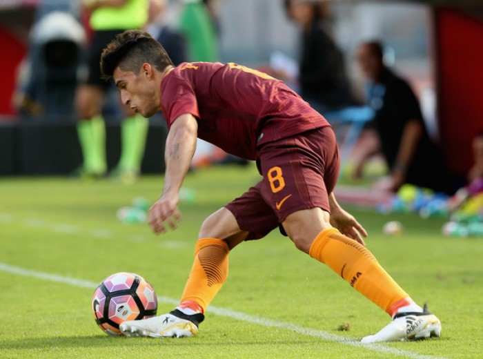 """Perotti: """"Ora sto bene, posso allenarmi e giocare"""""""