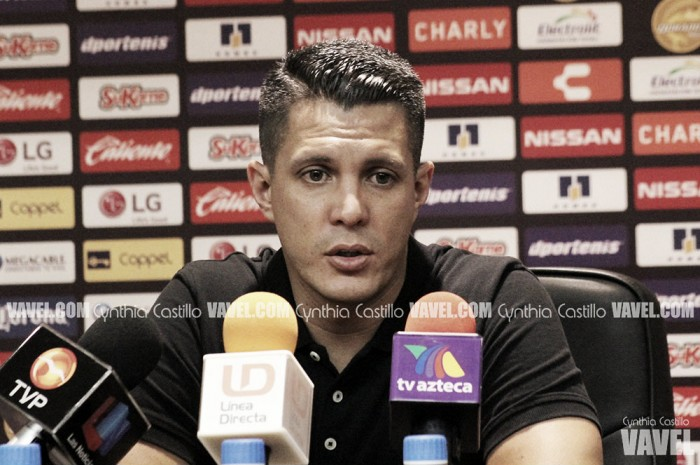 """Diego Ramírez: """"Era importante ganar a como diera lugar"""""""