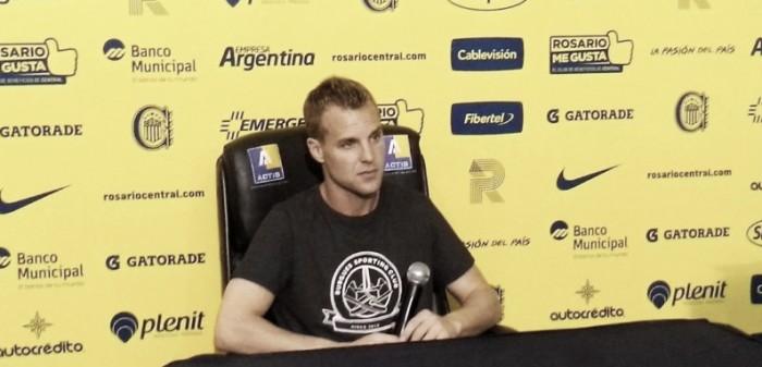 """Rodríguez: """"Vengo a competir y pelear por el lugar"""""""
