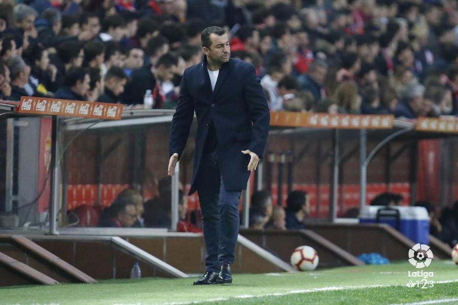 """Diego Martínez: """"Ha sido un partido que hay que saber jugar"""""""
